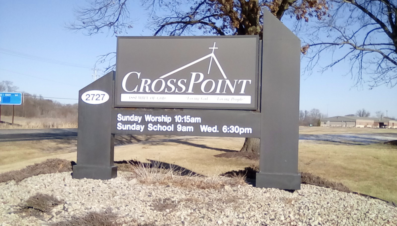 CrossPoint Assembly of God Church